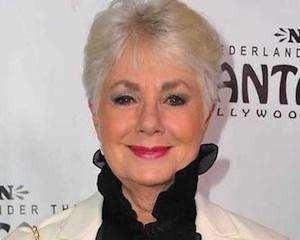 Shirley Jones Cougar Town