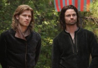Vampire Diaries Joseph Morgan Daniel Gillies