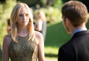 Vampire Diaries Candice Accola Joseph Morgan