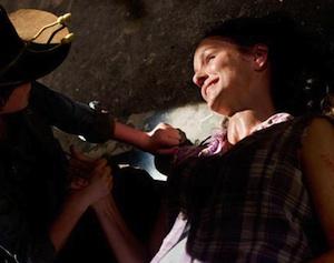 Sarah Wayne Callies The Walking Dead Season 3