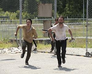 The Walking Dead Season 3 Lori's Death
