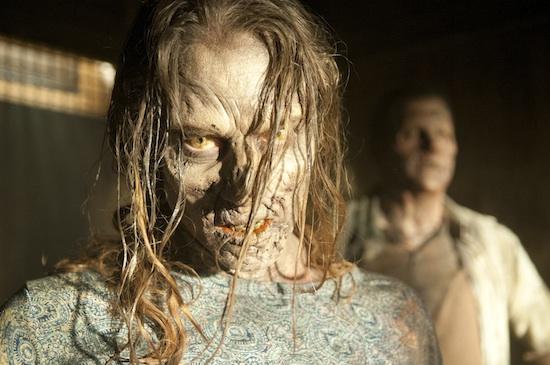The Walking Dead Killer