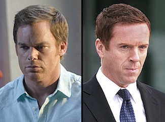 Dexter and Homeland Finales