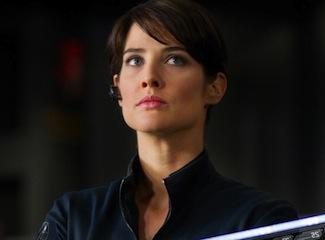 SHIELD Pilot, Cobie Smulders