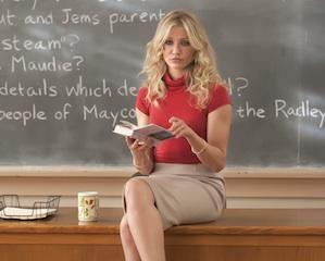 Bad Teacher CBS Comedy Pilot