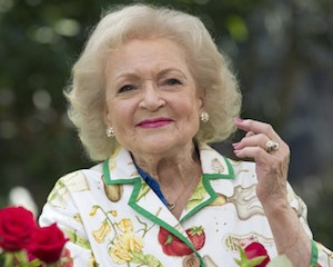 Betty White 90th Birthday