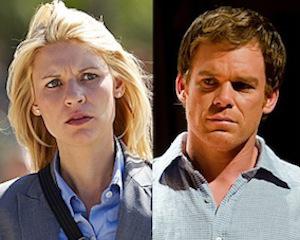 Homeland Season 3 and Dexter Season 8