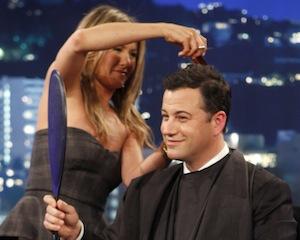 Ratings: Kimmel Beats Leno and Letterman