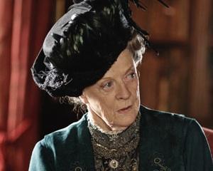 Maggie Smith Downton Abbey Season 4