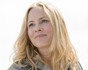 Maria Bello Leaving Touch