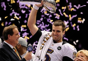 Ratings for Super Bowl XLVII