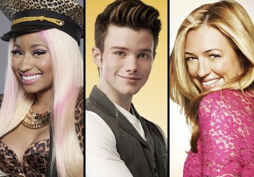 Finale Dates Glee, American Idol
