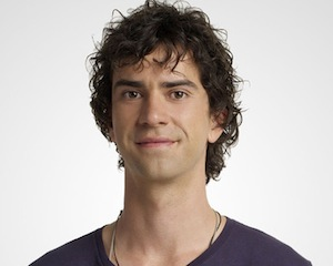 Hamish Linklater Cast CBS Crazy Ones