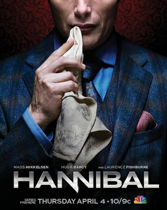 HANNIBAL TV Show Poster NBC