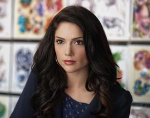 Gothica ABC Pilot Cast Janet Montgomery