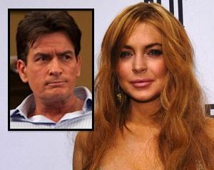 Lindsay Lohan Cast on Anger Management