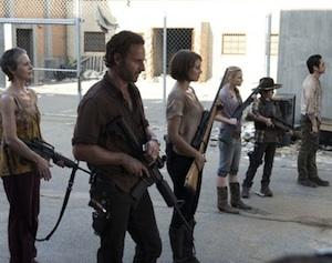 The Walking Dead Season 3 Spoilers