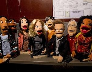 Community - Season 4 Puppet Episode