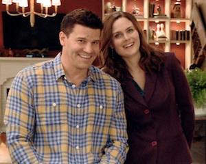 David Boreanaz and Emily Deschanel Video Interview Bones Season 8