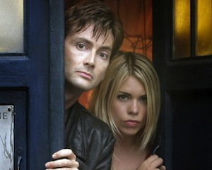 Doctor Who Anniversary Special Cast Tennant Piper