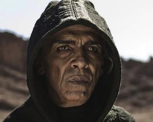 Bible Satan Obama Controversy