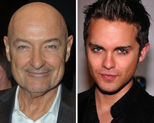 Pilot news Terry O'Quinn Thomas Dekker