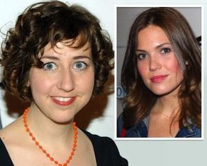 Pilot News Kristen Schaal Replaces Mandy Moore