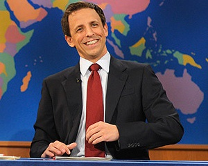 Late Night with Seth Meyers 2014