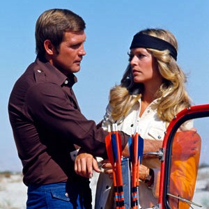 'The Six Million Dollar Man,' on which Majors' then-wife, Farrah Fawcett, guested multiple times