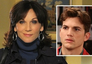 Two and a Half Men Casts Marilu Henner