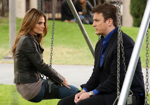 Castle Season 5 Finale Rick Proposes