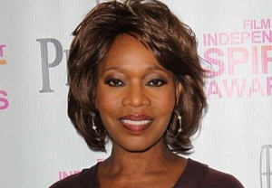 Alfre Woodard Copper Cast