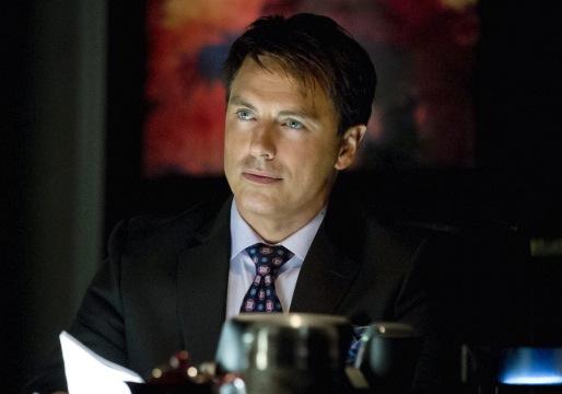 Arrow Season 1 Preview John Barrowman Dark Archer