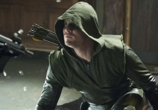 Arrow Season Finale Preview