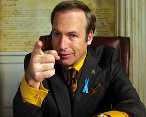 breaking bad spinoff Bob Odenkirk Saul Goodman