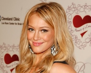 Two and a Half Men Hilary Duff