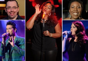 American Idol Season 12 Top 5 Women