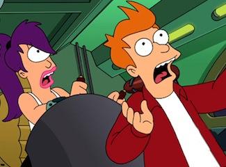 Futurama Canceled, Finale Airs Sept. 4