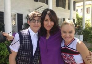 Glee Season 4 Spoilers Katey Sagal