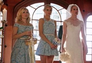 Happy Endings Season 3 Spoilers Stephanie March as Jane and Alex's Sister