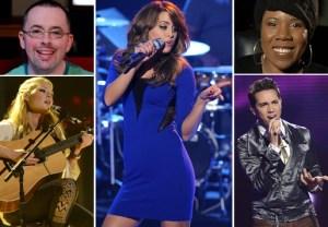 Idology American Idol Season 12 Motown Week