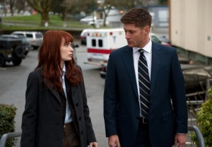 Supernatural Season 8 Spoilers Felicia Day