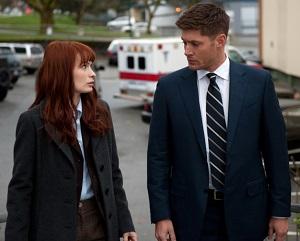 Supernatural Season 8 Spoilers Felicia Day