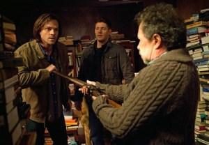 Supernatural Season 8 Spoilers Metatron