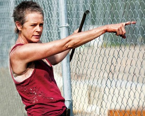 Walking Dead Melissa McBride Series Regular