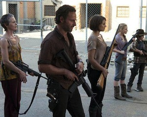Walking Dead Season 4 Spoilers