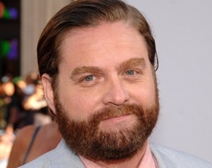 Zach Galifianakis SNL Host