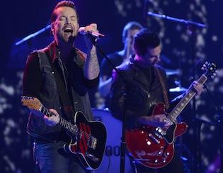 American Idol Top 4 Results Recap David Cook