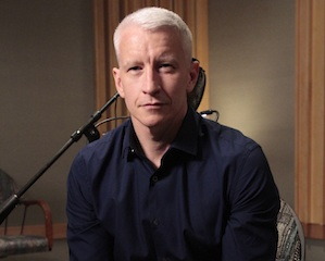 Anderson Cooper The Simpsons