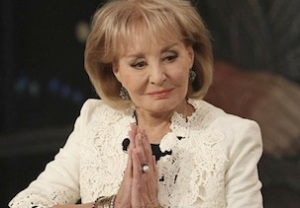 Barbara Walters Retiring 2014